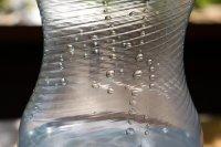 butelka wody mineralnej