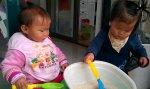 dzieci - karmienie